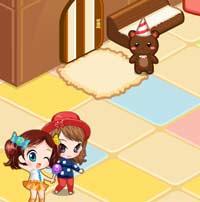 خانه شکلاتی بازی آنلاین