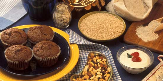 منابع غنی خوراکی برای منیزیوم