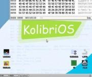 سیستم عامل کولیبریوز