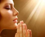 گفتگوی یک زن با خدا