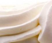 کرم سفید برای روی کیک