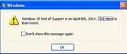 چگونه رجیستری را هک کنیم تا آپدیت های امنیتی ویندوز ایکس پی تا 9 آوریل 2019 فعال شوند؟