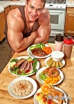غذاهای مناسب تقویت عضله