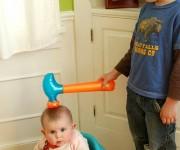 مدیریت شرایط تولد فرزند دوم