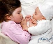 کمبود خواب در نوزادان