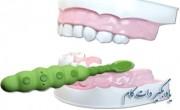 مراحل مسواک کردن دندان کودکان