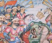جنگ رستم با افراسیاب داستانی از شاهنامه
