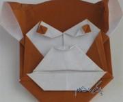 میمون اوریگامی