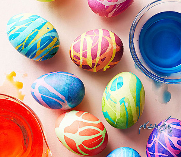 تخم مرغ تزیینی