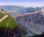 بلندترین پل تونل تا تونل