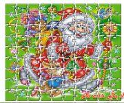 پازل بابانوئل