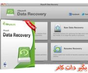 نرم افزار iSkysoft Data Recovery