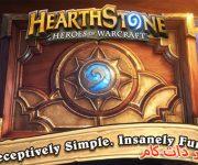 دانلود رایگان، بازی آنلاین قهرمانان وارکرافت Hearthstone Heroes of Warcraft برای اندروید