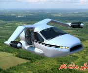 اولین خودروی پرنده جهان 399 هزار دلار به فروش میرسد