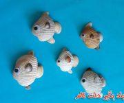 خلاقیت در ساخت ماهی هفت سین