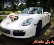 مدل ماشین عروس فراری