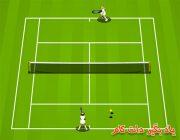 بازی تنیس