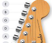 دانلود نرم افزار کوک کردن گیتار Fender Tune