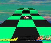 بازی آنلاین توپ و جاده
