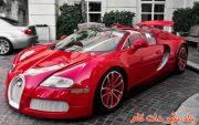 بردمن رپر_ اتومبیل بوگاتی ویرون Bugatti Veyron