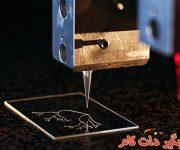 چاپ سه بعدی رگهای خونی در آزمایشگاه