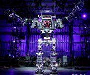 روبات غول پیکری که بنیانگذار آمازون آزمایش کرد