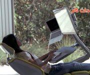 راحت ترین میز کامپیوتر دنیا