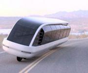 نخستین موتورسیکلت -اتوبوس دنیا طراحی شد