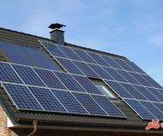 ساخت پنل خورشیدی سقفی که به سادگی روی سقف خانهها نصب میشود