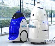 روبات های پلیس در ١٦ شهر دنیا به کار گرفته می شوند