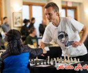 تیمور گاریف و ثبت رکورد گینس