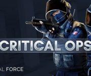 بازی اکشن عملیات بحرانی Critical Ops
