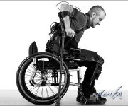 ابزار جدید با خواندن ذهن افراد معلول، اسکلت خارجی را حرکت میدهد