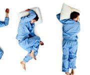 انواع روشهای خوابیدن