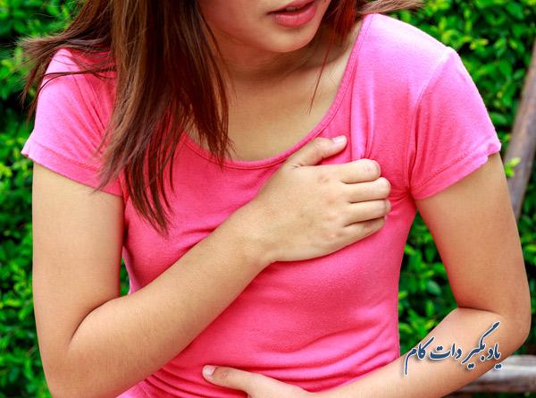 مشکلات اولین قاعدگی دختران