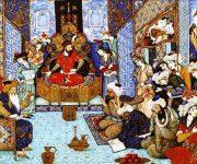 """داستان کوتاه """"پاسخ سوالات سلطان محمود"""""""