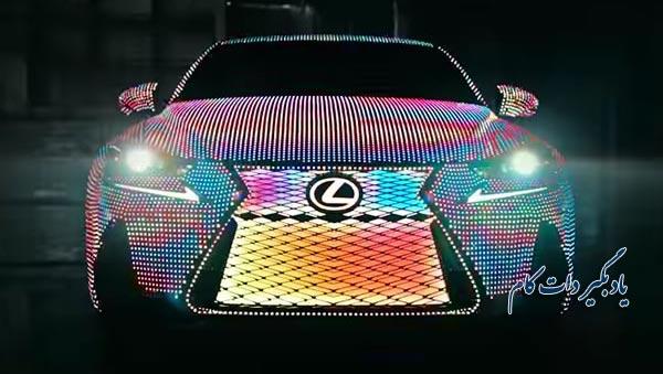 لکسوس مدل Lexus LIT IS