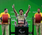 رقابتهای قهرمانی کشور وزنهبرداری جانبازان و معلولین