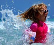 خطر آفتاب سوختگی و آفتاب کوری در آبهای آزاد