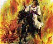 گذشتن سیاوش از آتش_ داستانی از شاهنامه