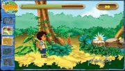 بازی آنلاین کودکانه دیگو در جنگل