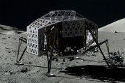 برقراری ارتباط تلفنی در کره ماه