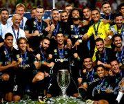 سوپر جام اروپا از آن رئال مادرید