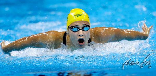 بهبود شنا با افزایش حجم ششها