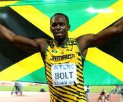 کسب نشان برنز جهان فرجام سریع ترین دونده جهان
