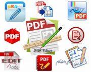 نرم افزارهای ویرایش فایل PDF