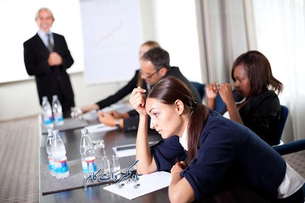 عامل انگیزه در محیط کار