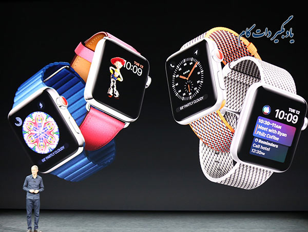بندهای رنگی اپل واچ 3