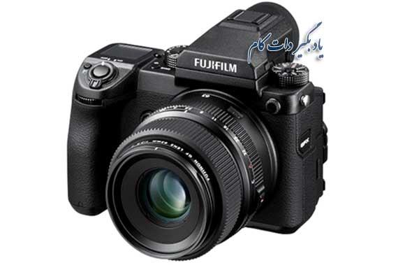 دوربین فوجی فیلم مدل جی اف ایکس ۵۰ اس