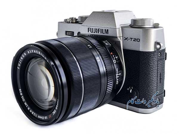 دوربینهای عکاسی بدون آینه